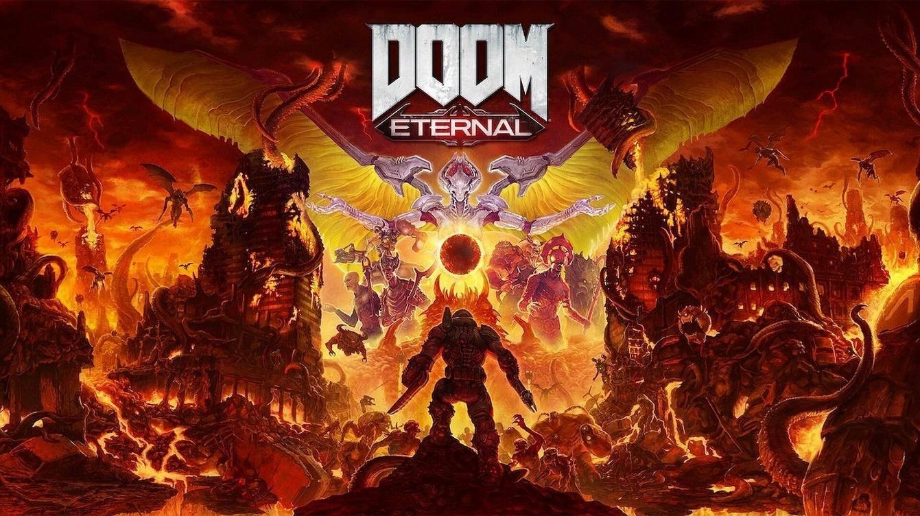 Doom Eternal – Graphics Study